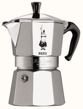 BIALETTI ビアレッティ モカ エキスプレス【2人用】コーヒーメーカーMOKA EXPRESS  【2cup】 1168 8006363011686
