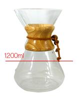 ケメックス コーヒーメーカー 10カップ