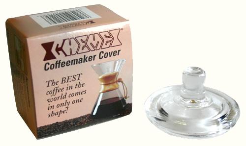 新作入荷 MoMAも認めた機能的デザイン ケメックス ☆最安値に挑戦 コーヒーメーカー用ガラス蓋