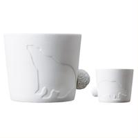 まるで絵本から飛び出したようなかわいいコーヒーカップ マグテイル 期間限定特価品 Mug tail 贈物 ハリネズミ
