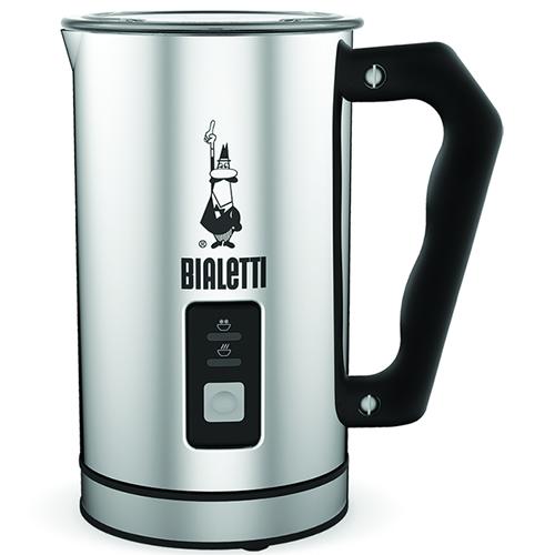 秀逸 温かい牛乳も 冷たい牛乳もふわふわに泡立てることができる BIALETTI MK01 ビアレッティ 当店限定販売 ミルクフローサー