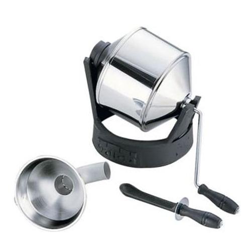 サンプルロースター 手動式 テストスプーン付 FLC0301【ラッピング不可商品】自家焙煎 コーヒーロースター