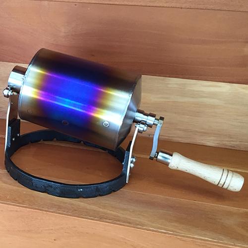 【焙煎機セール】京都 YOSANO ROASTER Titanium ドラム