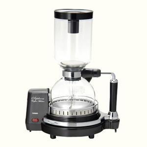 ツインバード サイフォン式コーヒーメーカー CM-D854BR