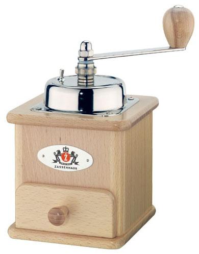 ザッセンハウス コーヒーミル ブラジリア MJ-0805 送料無料