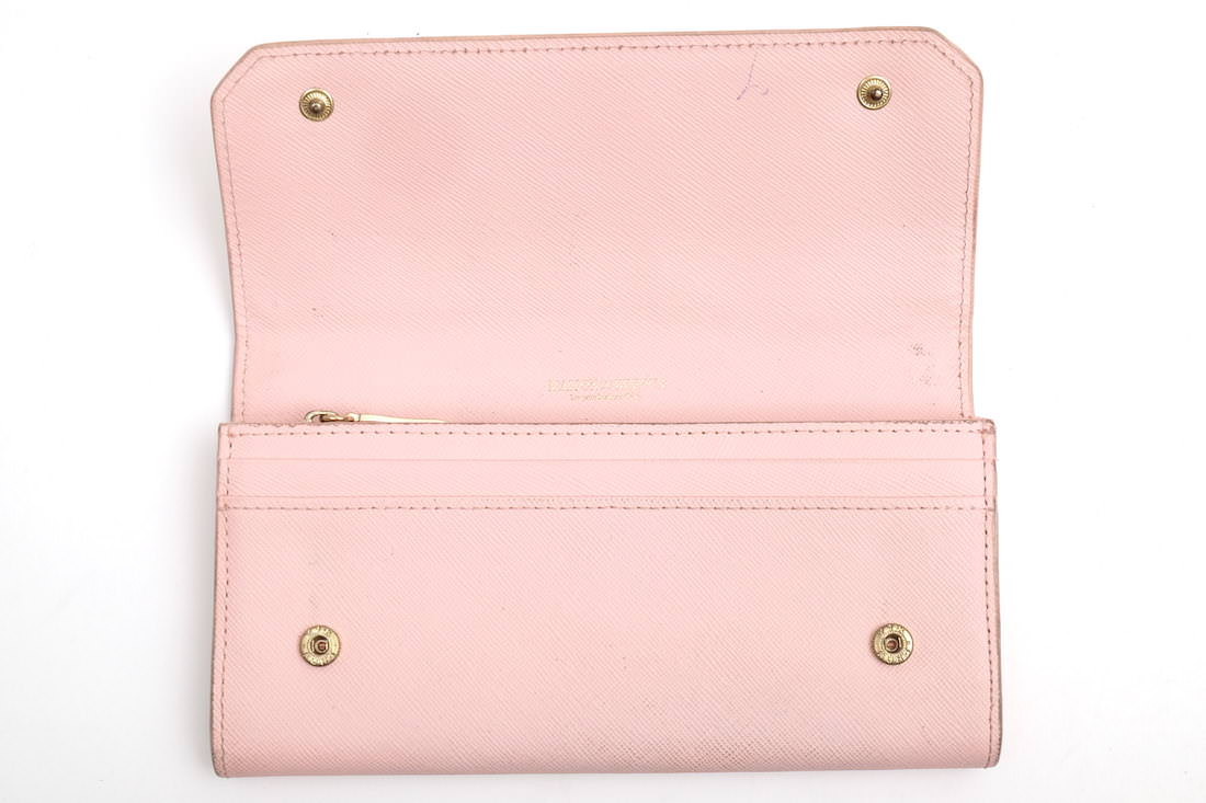 MAISON DE REEFUR Women's Long Wallet EOZ-7403-A