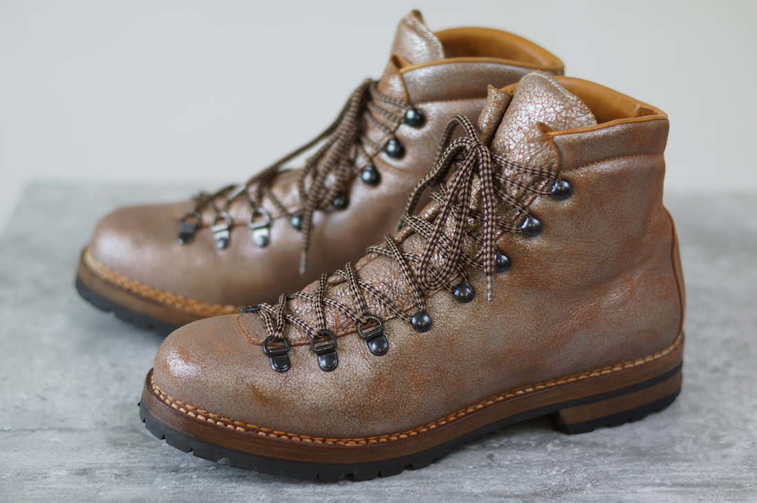 MARMOLADA セール商品 ブーツ マルモラーダ マート F.lli Giacometti マウンテンブーツ トレッキングブーツ 定番 中古