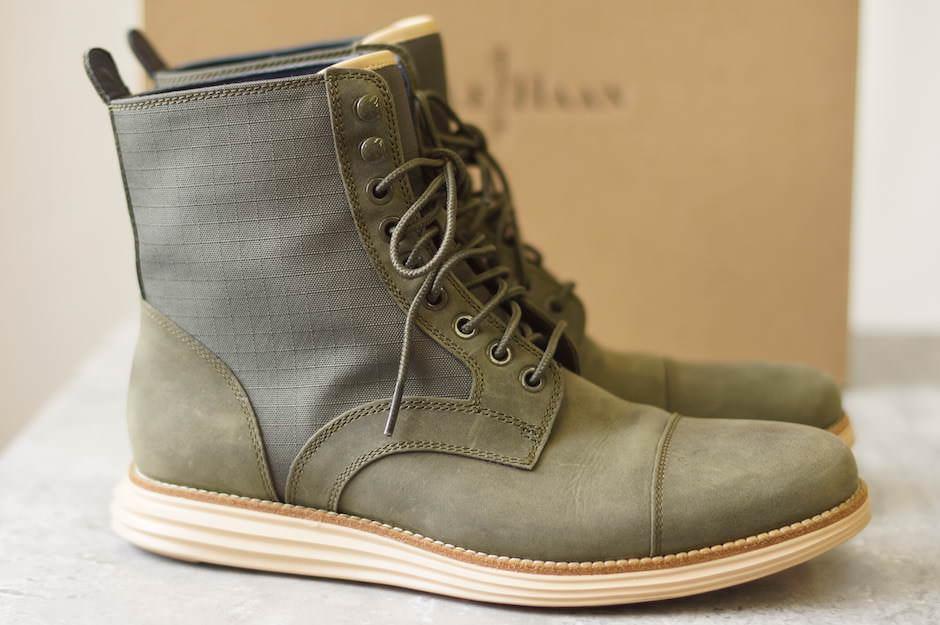 83be44d8c COLE HAAN Men's boots LUNARGRAND LACE BOOT j13 c12020 161