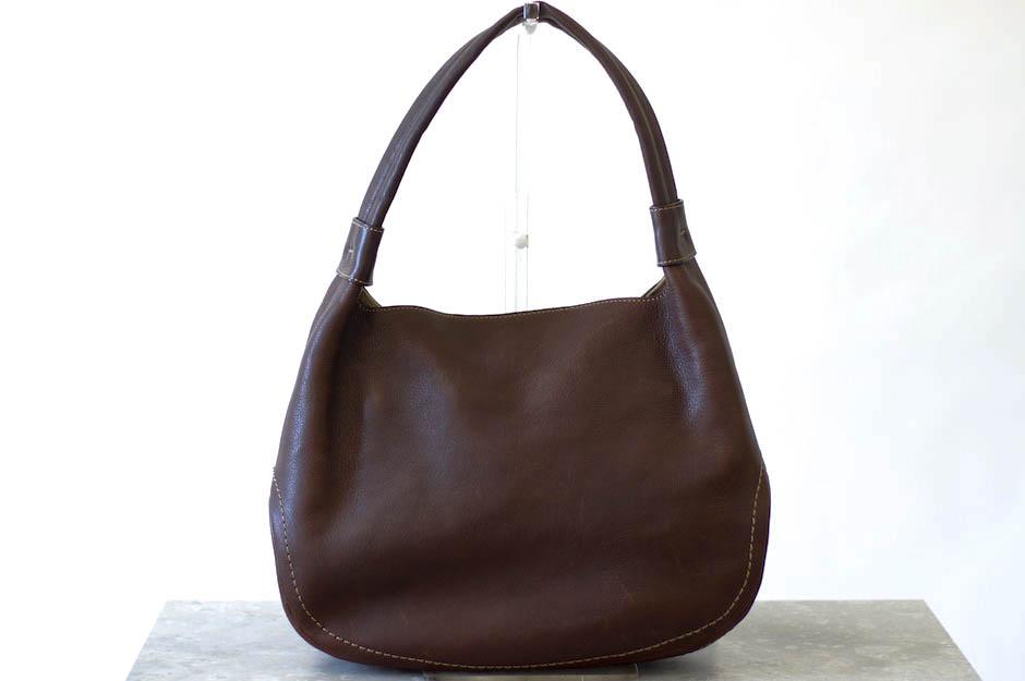 TSUCHIYA-KABAN ショルダーバッグ 土屋鞄 ハンドバッグ ワンショルダー【中古】