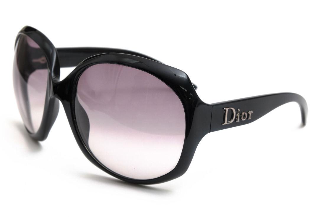 Christian Dior サングラス クリスチャンディオール GLOSSY セルフレーム  【中古】