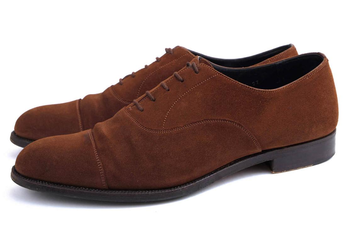 Otsuka ビジネスシューズ 大塚製靴 1506131 HK-2013  ストレートチップ 【中古】