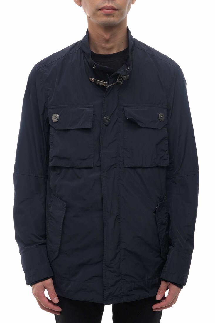 BALLANTYNE フィールドジャケット バランタイン M0511 FIELD JACKET WOVEN  リブ 【中古】