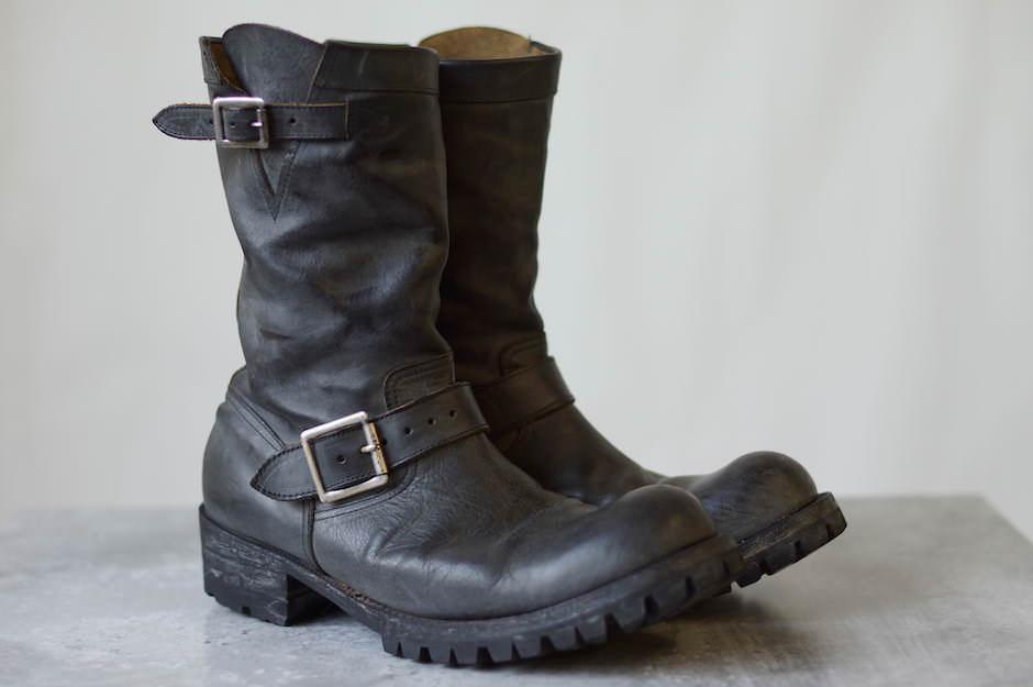 0863ab2d412b ATTACHMENT ブーツ アタッチメント ナッパネビア エンジニアブーツ【】 ATTACHMENT ブーツ