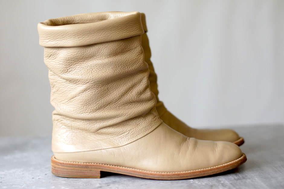 SARTORE ブーツ サルトル ミドル丈 ショートブーツ【中古】