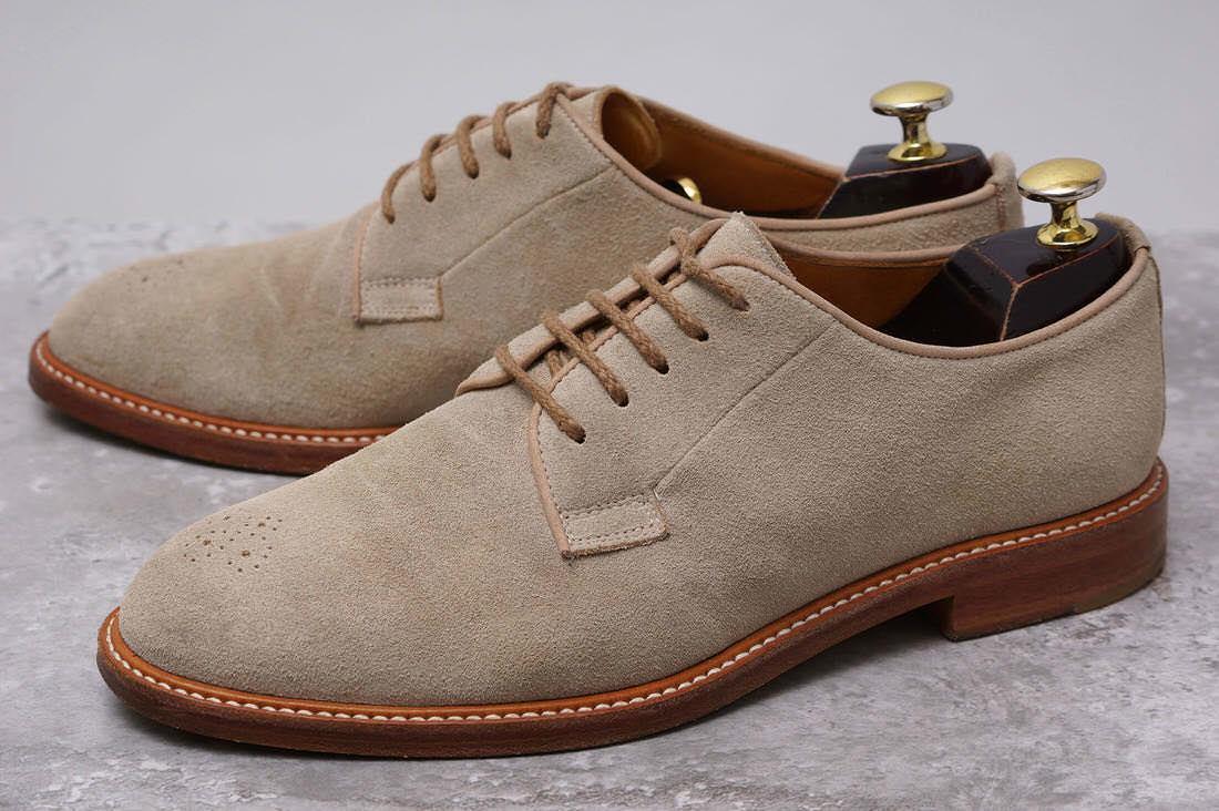 Hender Scheme エンダースキーマ/shoe/靴 ビジネスシューズ old end メダリオン オックスフォードシューズ 【中古】【Hender Scheme】