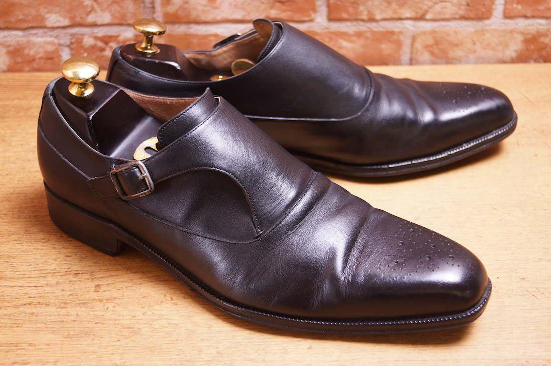 J.A.Ramis Business shoes Genuine Leather