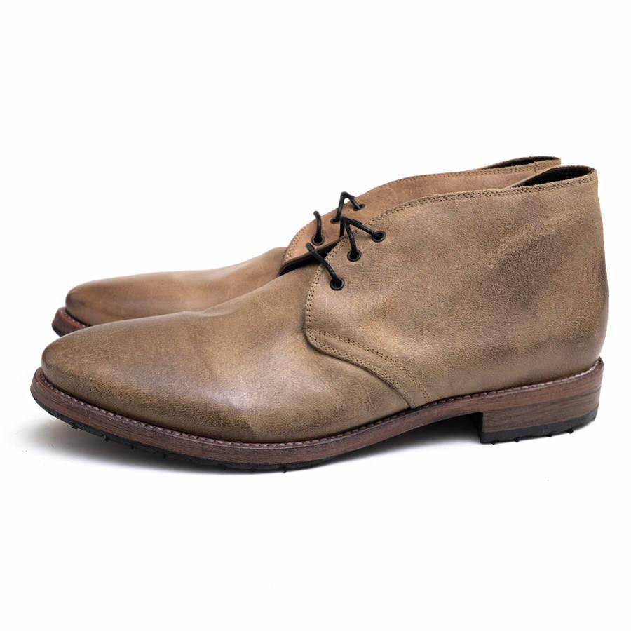 Paul Smith ポールスミス/チャッカブーツ/boots/shoe/靴 チャッカブーツ 【中古】【Paul Smith】