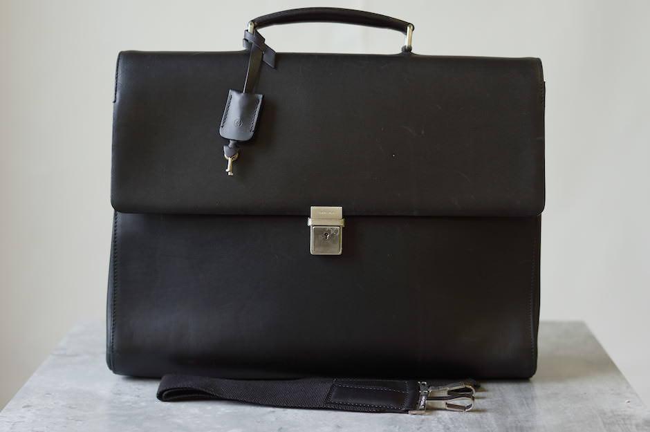 GIORGIO ARMANI アルマーニ/鞄 ビジネスバッグ 2WAY ショルダーストラップ 【中古】【GIORGIO ARMANI】