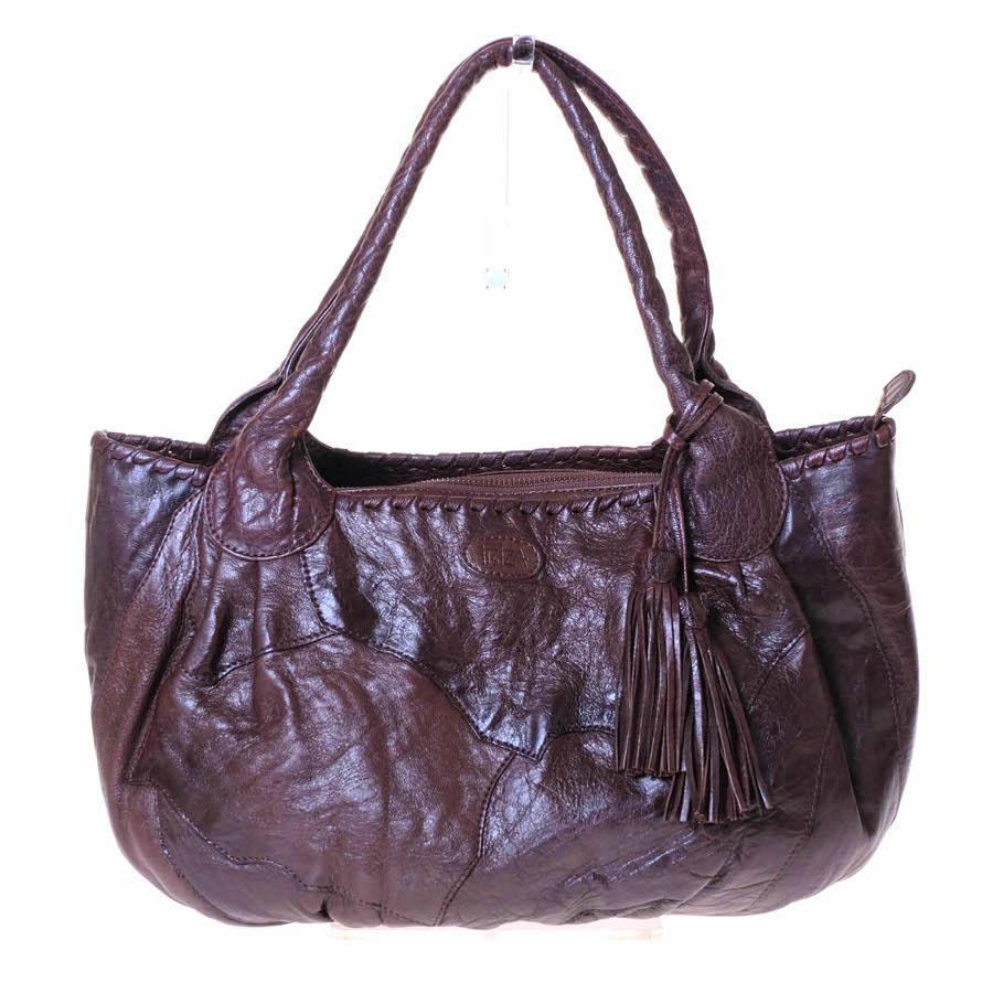 IBIZA イビサ/鞄 ハンドバッグ ショルダーバッグ 肩掛け ワンショルダー 【中古】【IBIZA】
