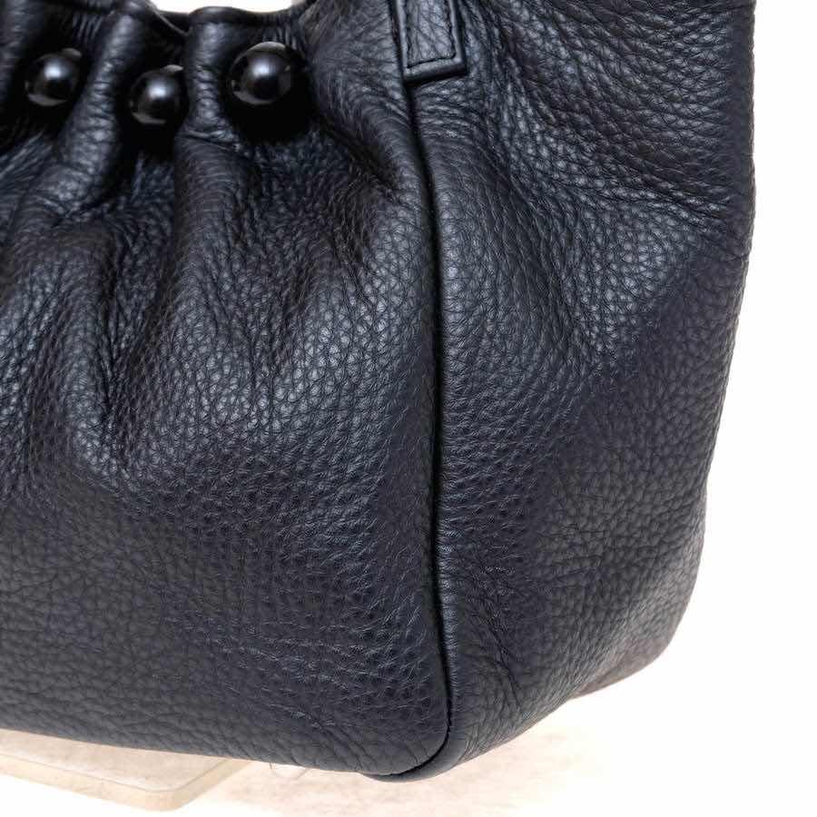 c095936252fd 和光/鞄 ハンドバッグ シボ革 シュリンクレザー ショルダーバッグ 肩掛け ワンショルダー 【中古】【WAKO】 WAKO-ハンドバッグ