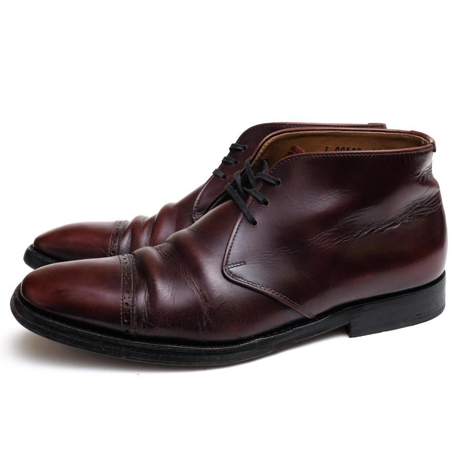 Silvano Mazza シルバノマッツァ/チャッカブーツ/boots/shoe/靴 チャッカブーツ 【中古】【Silvano Mazza】