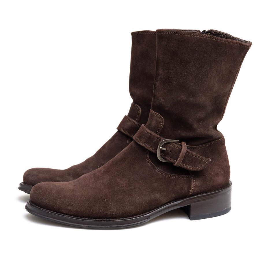 JOSEPH ジョゼフ/boots/shoe/靴 ブーツ エンジニアブーツ HOMME オム 【中古】【JOSEPH】