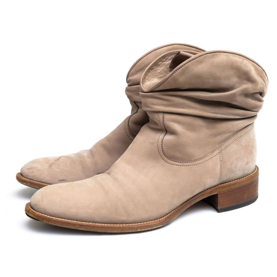 SARTORE サルトル/boots/shoe/靴 ブーツ ペコスブーツ ショートブーツ 【中古】【SARTORE】