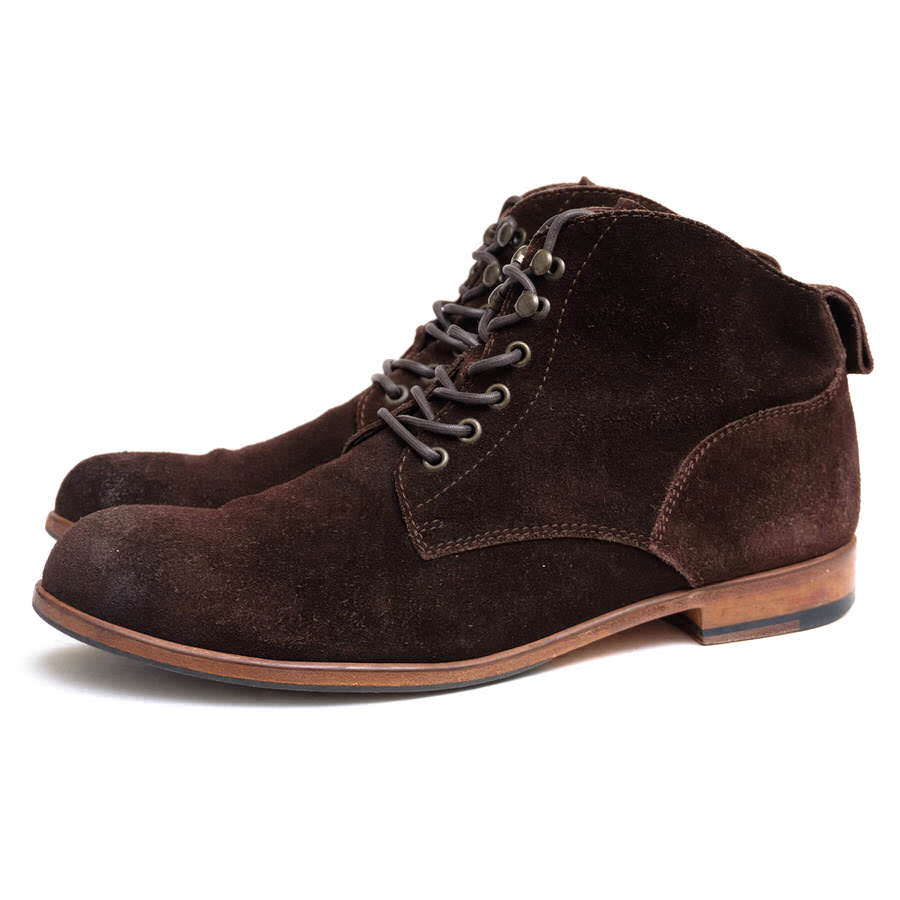PADRONE パドローネ/boots/shoe/靴 ブーツ Chukka Boots 【中古】【PADRONE】