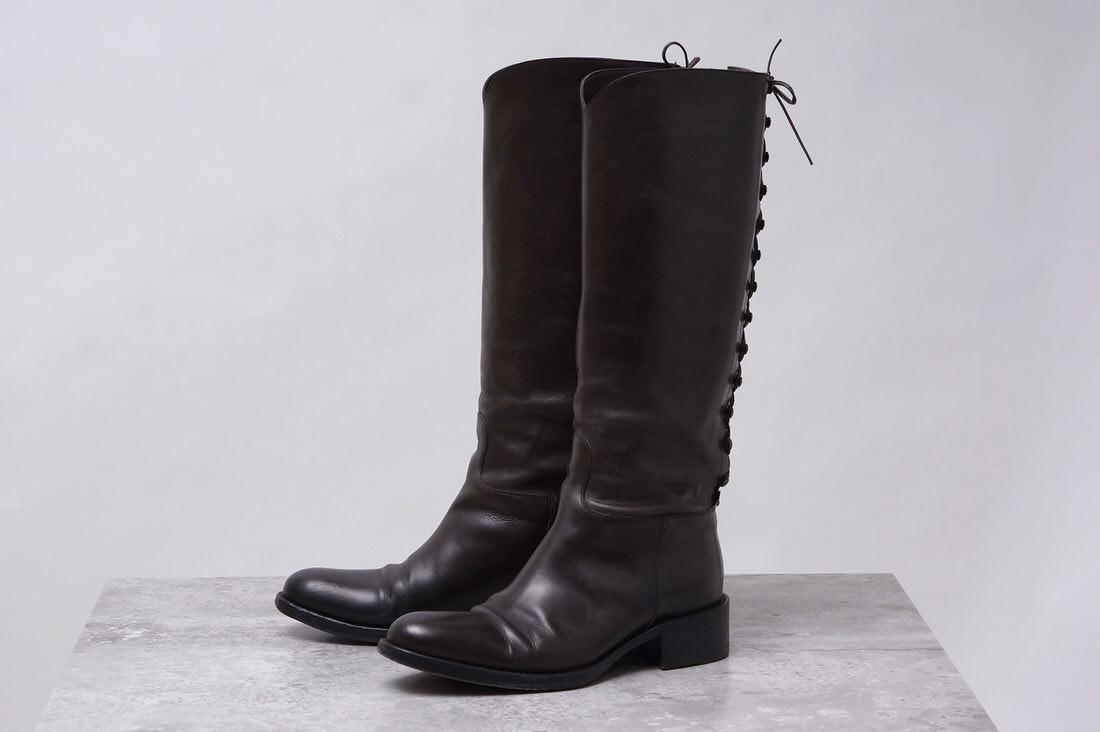 SARTORE サルトル/boots/shoe/靴 ブーツ SR1203 乗馬ブーツ ロングブーツ 【中古】【SARTORE】