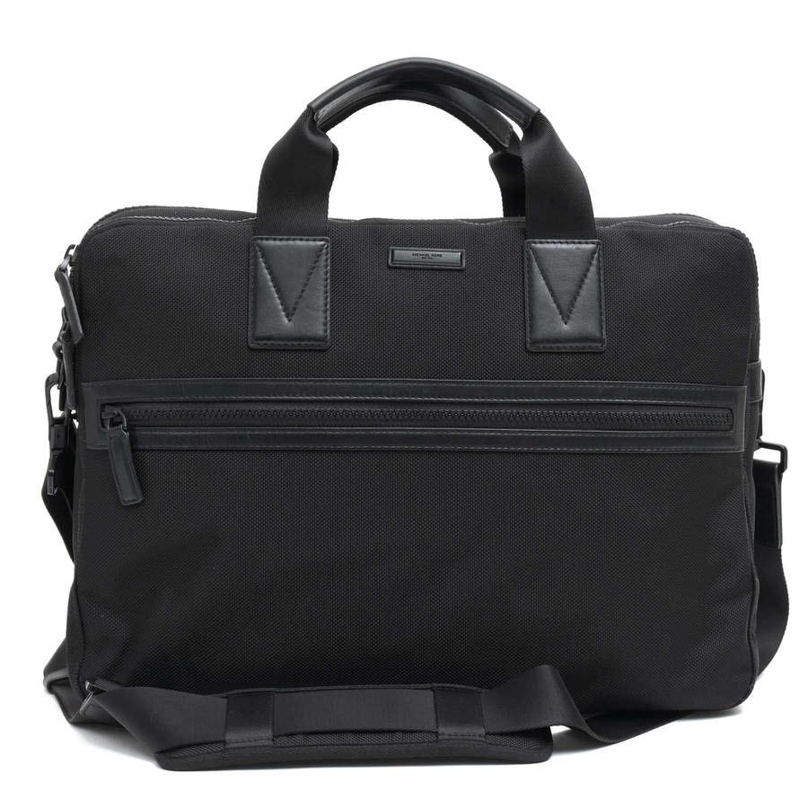 マイケルコース/Michael Kors/33F5TPKA3C Parker Ballistic Nylon Large Briefcase ビジネスバッグ 【中古】