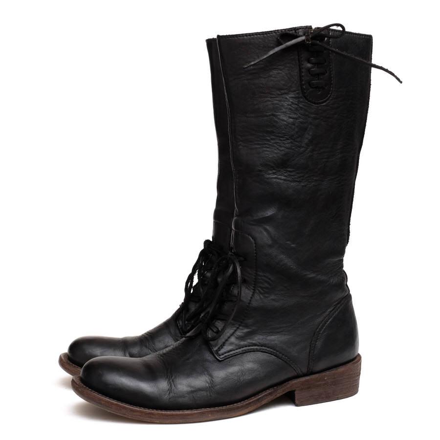 ISAMU KATAYAMA BACKLASH イサムカタヤマ バックラッシュ/boots/shoe/靴 ブーツ 534-01 ダブルショルダー エンジニアブーツ ロングブーツ 【中古】【ISAMU KATAYAMA BACKLASH】