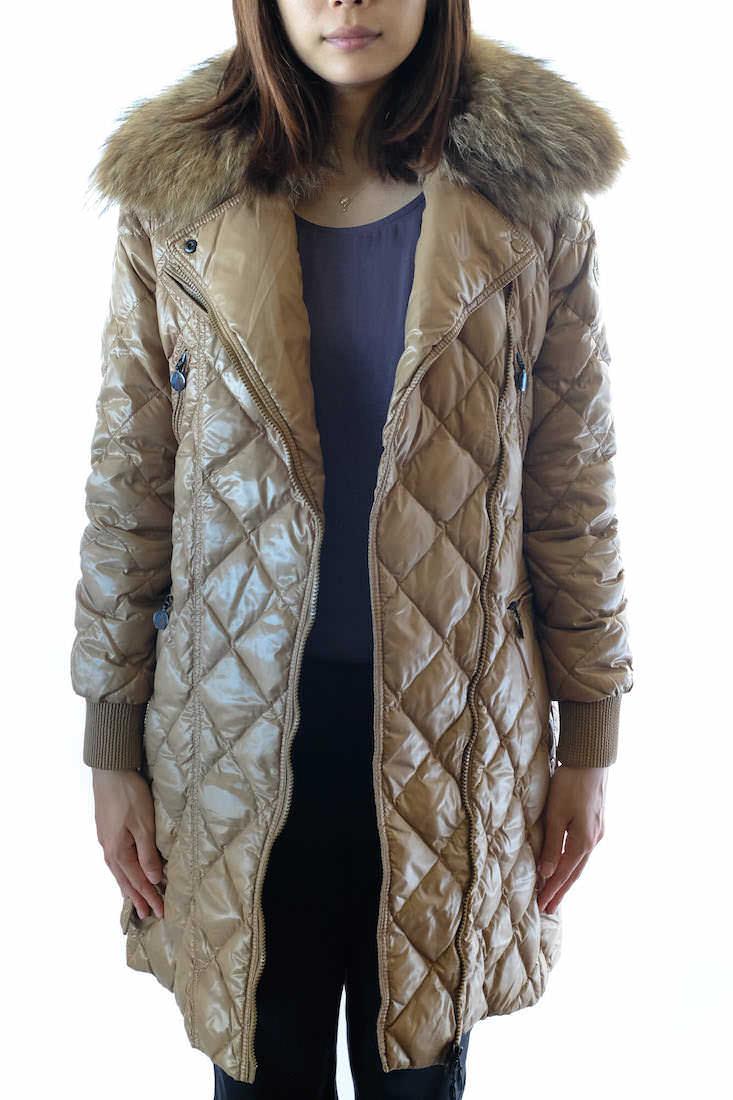 aef6104f6 MONCLER Monk rail /DOWN/coat/JACKET/ down jacket / down coat down coat