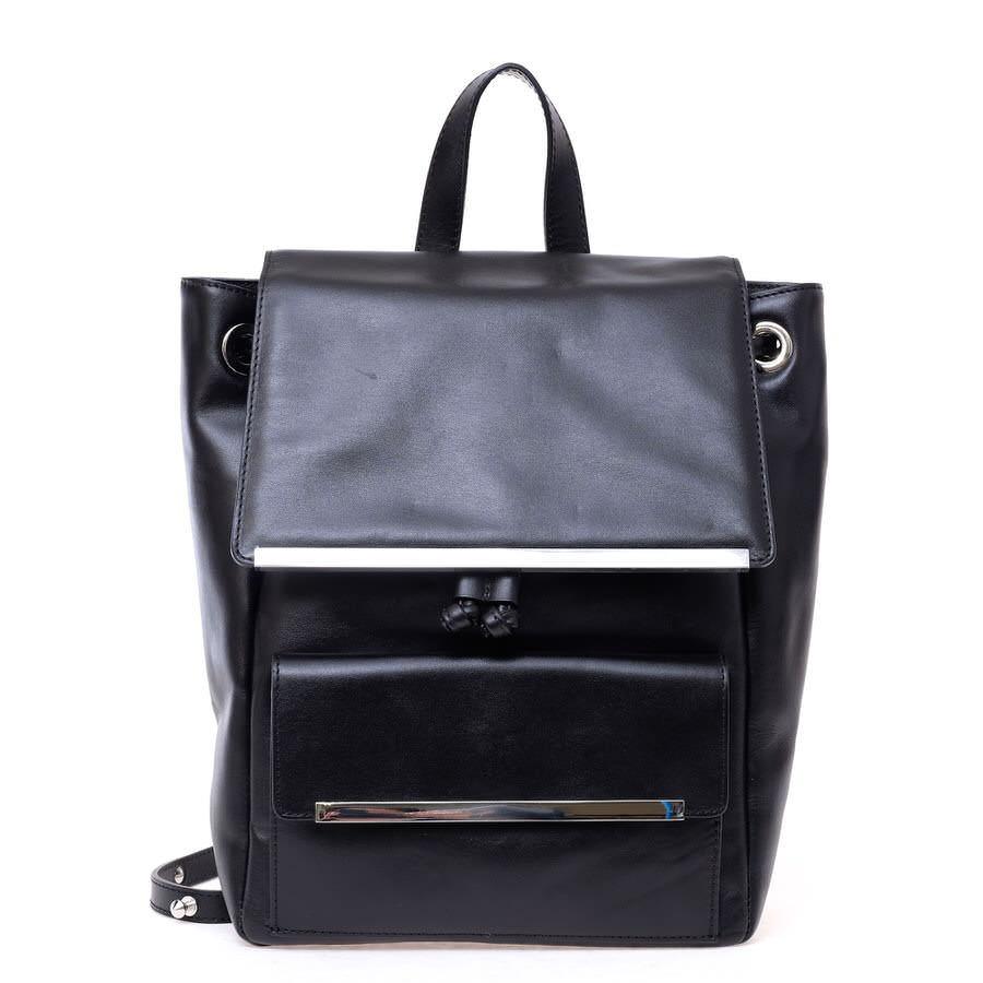 DIESEL ディーゼル/鞄/リュック リュック BLACKGOLD ブラックゴールド カーフレザー 【中古】【DIESEL】