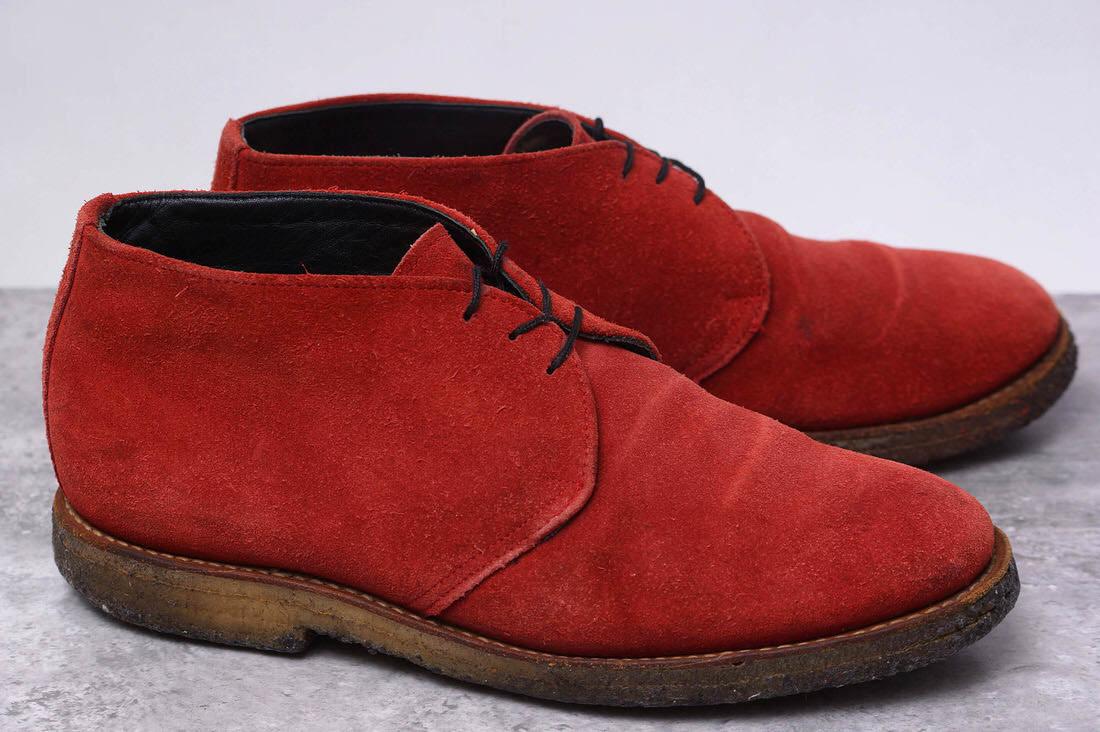【超新作】 SANDERS サンダース SANDERS/boots/shoe/靴 ブーツ UNUSED ブーツ UNUSED アンユーズド別注 チャッカブーツ【中古】【SANDERS】, 大里郡:da52a480 --- construart30.dominiotemporario.com