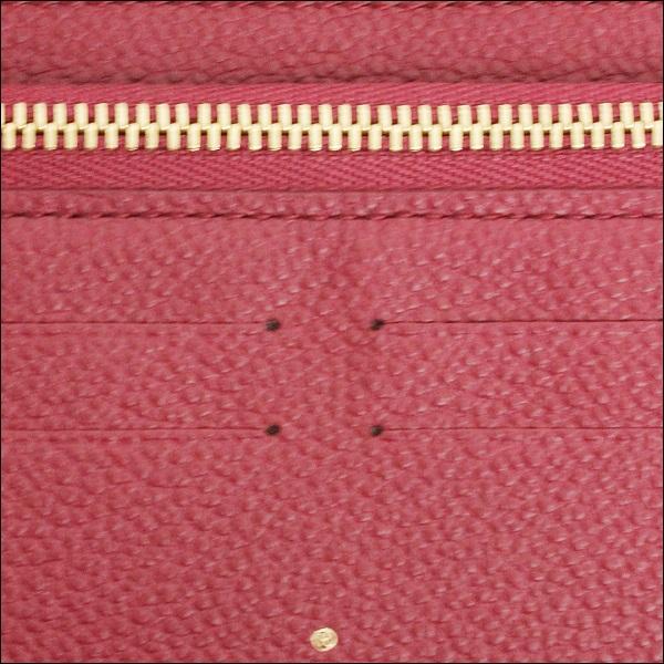 신품 같이 르이갋비톤포르트포이유・스크렛트론 M60488 앰프 랜트 LOUIS VUITTON 레이디스 맨즈장 지갑 와인 레드 핑크 pink