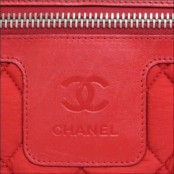 1adf00001ff8 brandmaison: AB rank Chanel Coco cocoon bag A48617 red CHANEL tote ...