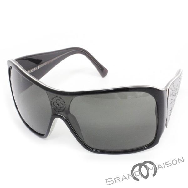 ABランク ルイ・ヴィトン サングラス Z0172E ブラック プラスチック ユニセックス メガネ 眼鏡 アイウエア 【中古】