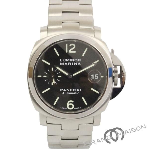 Aランク パネライ ルミノールマリーナ 40MM PAM00298 メンズ 腕時計 PANERAI 自動巻き 【中古】