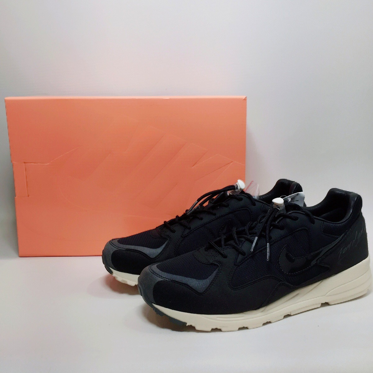 uk availability b9761 1244e product explanation is the arrival of NIKE AIR SKYLON 2  FOG from NIKE  X Fear Of God! The one you are looking for without passing over!