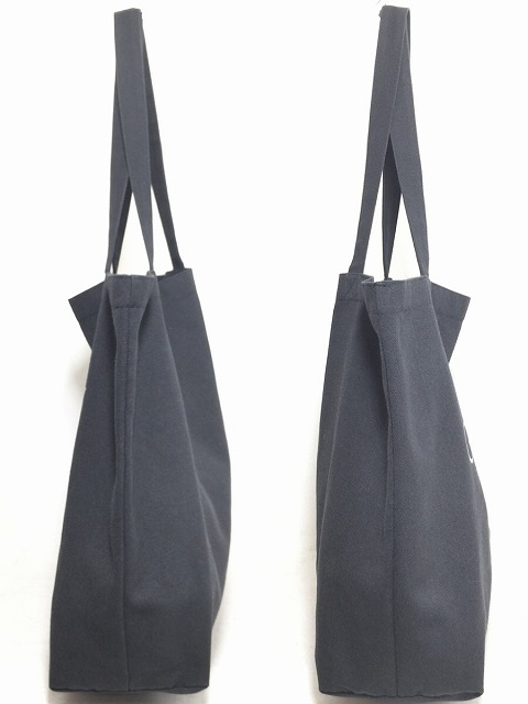 6c4a4d01fcc3 ... toothpick Yamamoto logo tote bag BAG black black Y S +NOIR POUR HOMME  バッグメンズレディースユニッセクス man and woman combined use used consumption tax