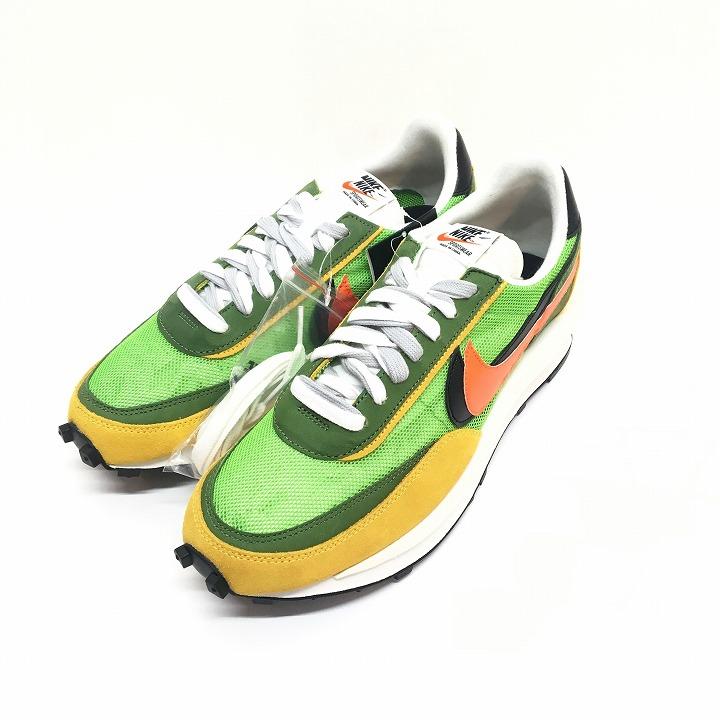 An Tax Green Sakai Safety Orange Men Ldwaffle Used Consumption Includes Sacai 5cm Ld Sneakers Nike It 28 Gusto Waffle Size BeCxdo