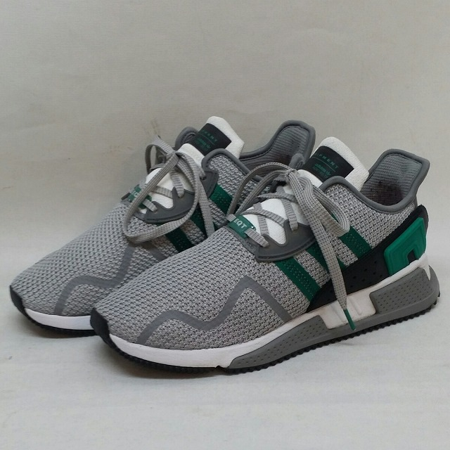 buy online 6a8ee a9b57 It includes a gray running mesh knit upper used consumption tax for adidas  originals EQT CUSHION ADV アディダスオリジナルスエキップメントクッション ...