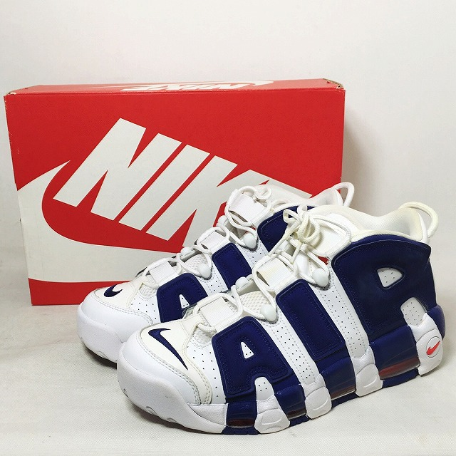 8515668c9e It includes an NIKE Nike AIR MORE UPTEMPO 96 air more up tempo more ten  921948 ...