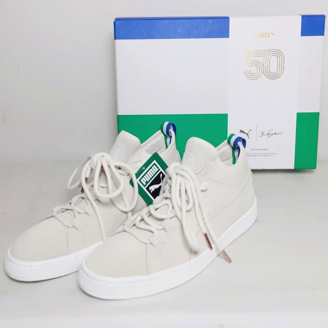 It includes a PUMA Puma SUEDE MID CLASSIC BIG SEAN suede sneakers shoes men  27.0cm used consumption tax fa07654a8