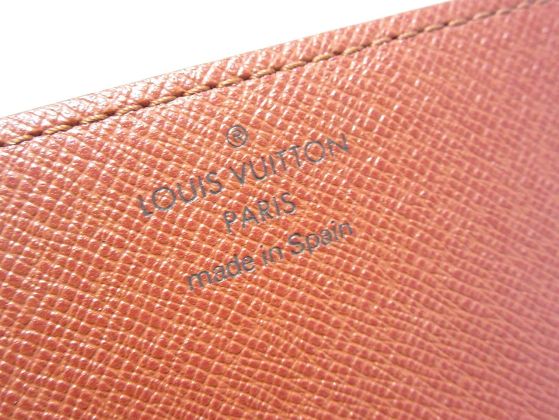Brandoff Authentic Louis Vuitton Envelope Business Card Holder