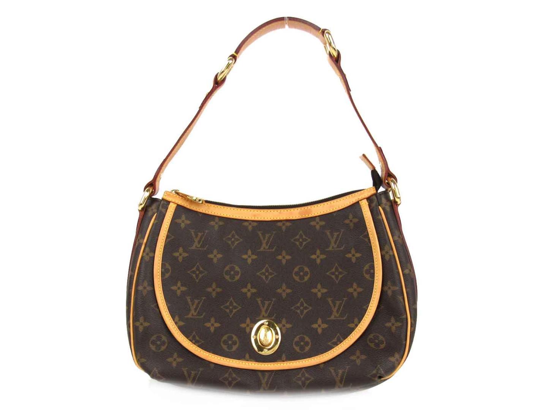 BRANDOFF  Authentic LOUIS VUITTON Tulum PM Shoulder Bag Monogram ... a3b91fc666