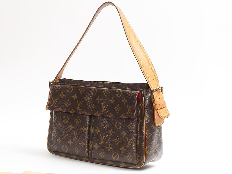 9d51147c5cb BRANDOFF  Authentic LOUIS VUITTON Viva Cite GM Shoulder Bag M51163 Monogram  Canvas   Rakuten Global Market