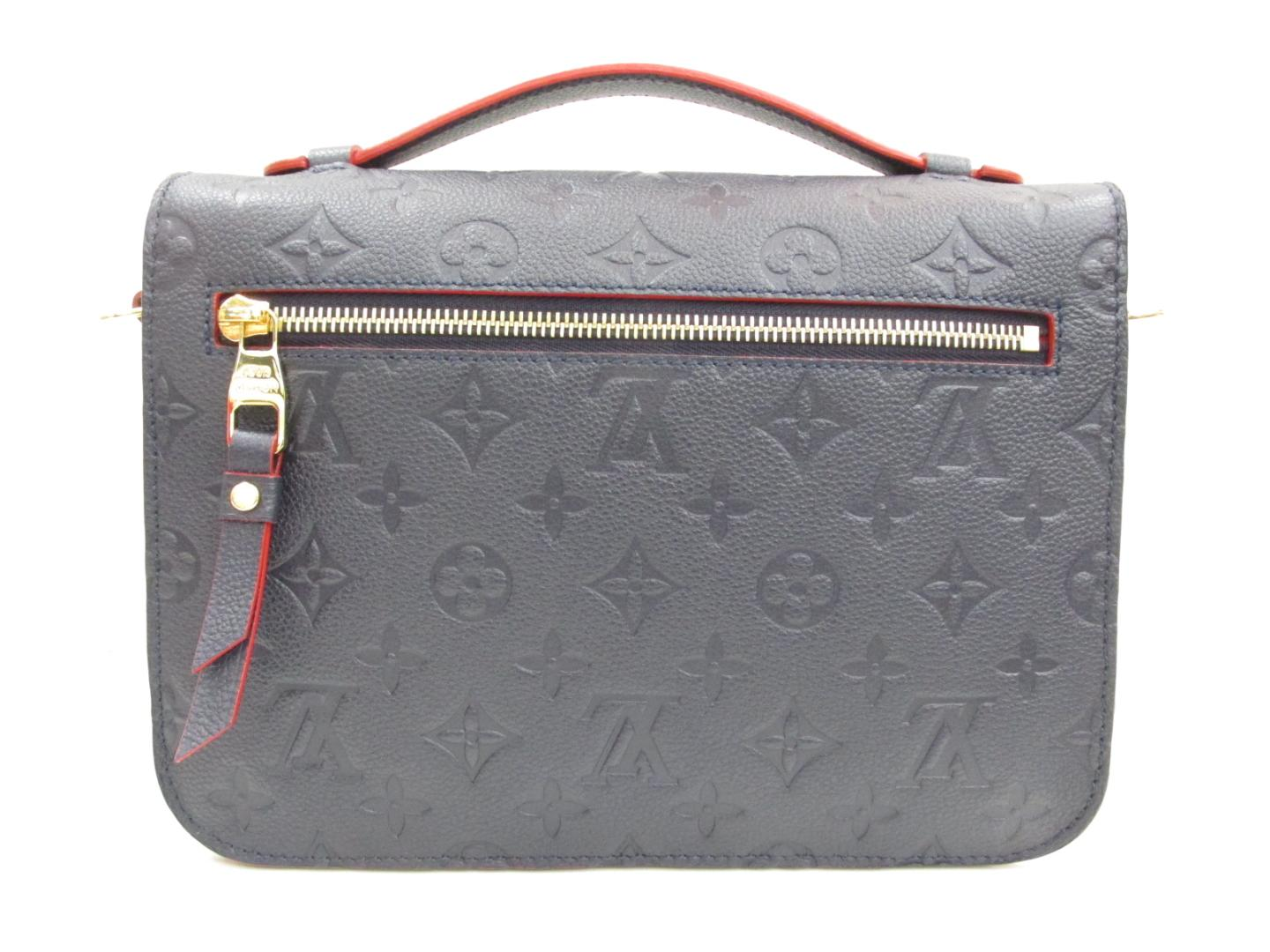 Brandoff Authentic Louis Vuitton Pochette Metis Mm Shoulder Hand