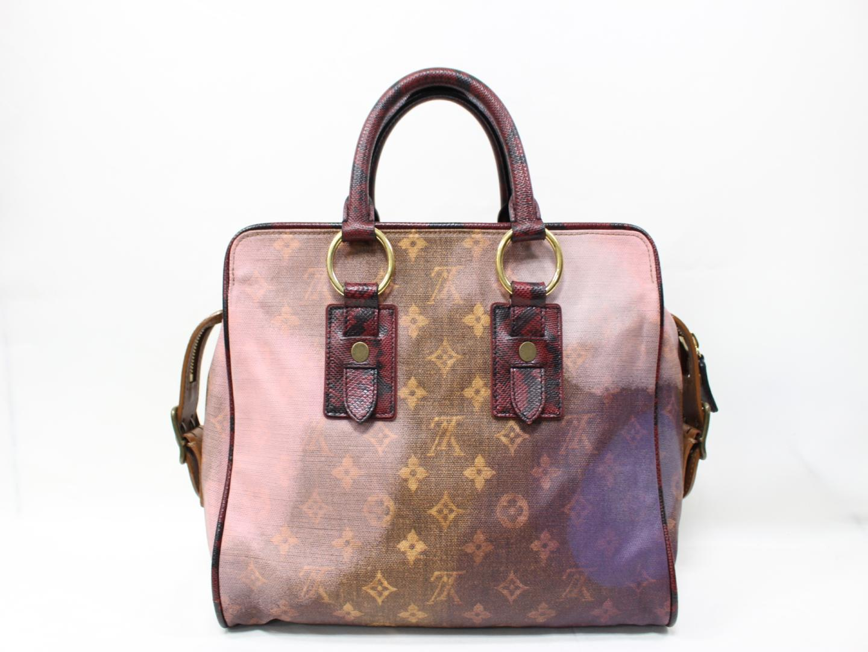 Brandoff Authentic Louis Vuitton Graduate Handbag M95739 Monogram