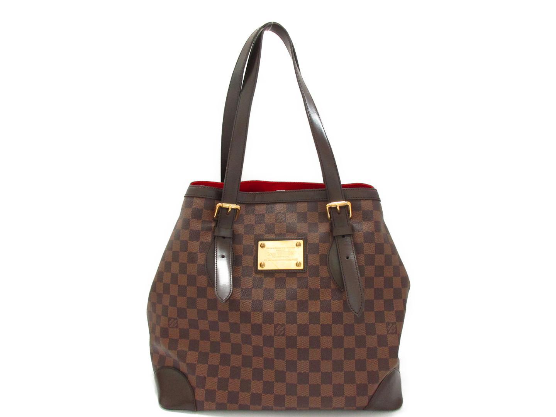 9953a58b358 BRANDOFF  Authentic LOUIS VUITTON Hampstead GM Tote Bag N51203 ...